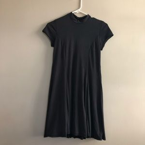 Urban Outfitters Silence + Noise Charcoal Dress XS
